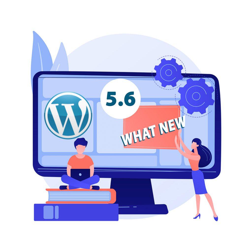 WordPress 5.6 Update and Breakthrough improvements